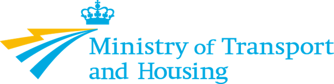 ministry of transport and housing's logo